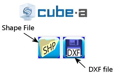 ПО Cube-a. Использование подложек